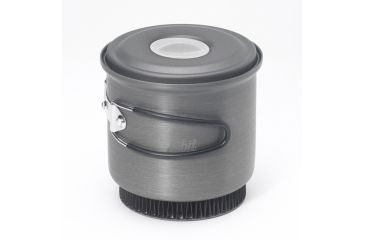 Esbit Alcohol Burner, with 985ml Pot, Heat Exchanger 172514