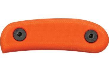 Esee Candiru Handles, Orange G10 Handle ESCANHDLOR
