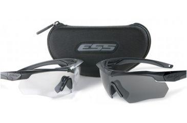 9d9d4efa39 ESS Crossbow 2X Eyeshields Unit Issue w  Black Frames