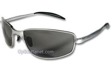 ESS Fusion High-Adrenaline Sunglasses with Metal Frame and Smoke Grey Lens