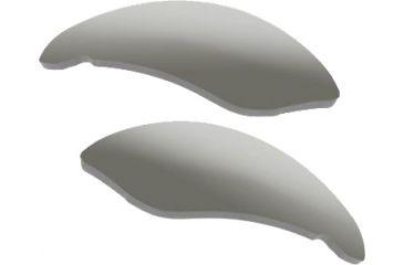 ESS 2.2mm Polycarbonate Interchangable Lenses for CDI Sunglasses, Mirrored Silver 740-0187