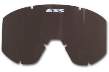 ESS Smoke Gray Lenses 740-0227 (Non-NFPA) for X-Tricator & Striketeam Series goggles