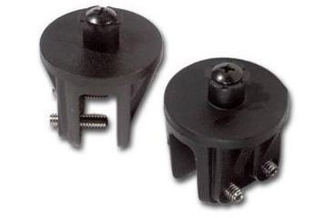 ESS Snap-on/Snap-off Helmet Mounting Brackets 740-0251 for X-Tricator & Innerzone Series goggles