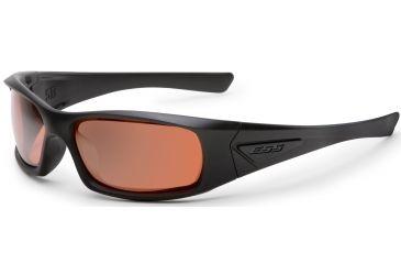 ESS Sunglasses 5B Black Frame/Mirrored Copper Lens