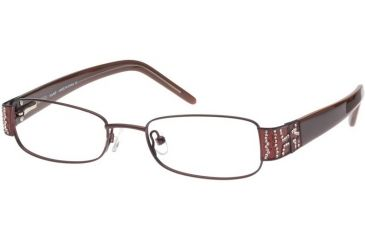 Exces 3033 Eyewear - Burgundy-Black (246)
