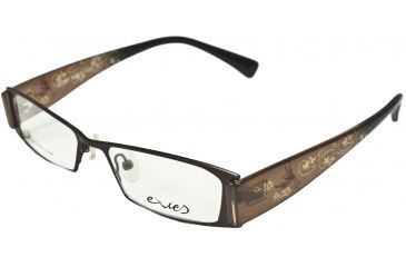 Exces 3064 Eyewear with Brown 28 Frame 3064 28
