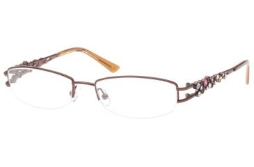 Exces P103 Princess Eyewear, Brown 200 Frame