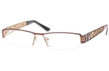 e57d7ccccb Exces Princess Swarovski Crystals Eyeglasses 102 with Lined Bifocal ...
