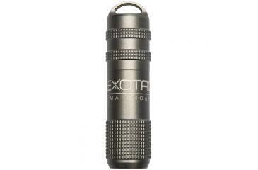 Exotac Matchcap - Gunmetal 001003-GUN