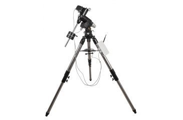 Explore Scientific EXOS-2GT Black Mount with Open GOTO PMC-8-I Electronics, Black, ES-EXOS2GTPMC8T3-00