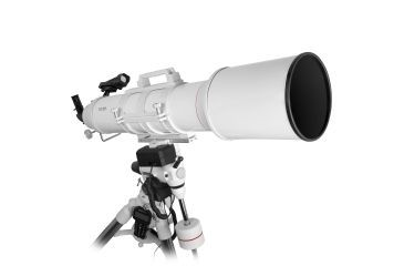 Explore Scientific FirstLight AR152mm Tube Refractor with EXOS-2 Mount GOTO, White, FL-AR152760EXOS2GT