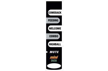 Extreme Dimension Wildlife Calls Mini Phantom Sound Stick - Duck MSS-713