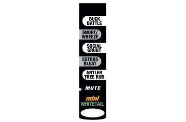 Extreme Dimension Wildlife Calls Mini Phantom Sound Stick  - Whitetail MSS-701
