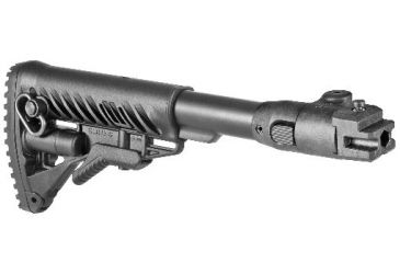 1-FAB Defense M4 Folding, Collapsible Buttstock for AK47