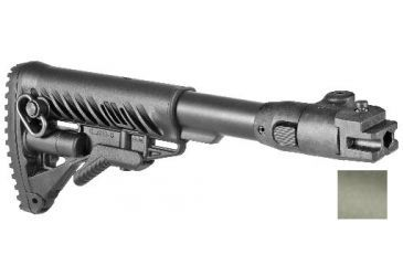2-FAB Defense M4 Folding, Collapsible Buttstock for AK47