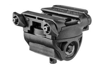 FAB Defense Pivoting T-Podg2 Style Base For Harris Bipods H-POD