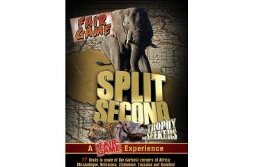 Fair Game Split Second Hunting DVD