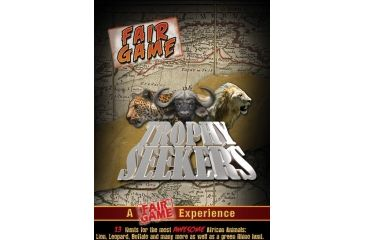 Fair Game Trophy Seekers Hunting DVD