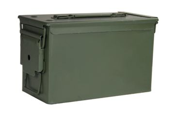 Federal New Unissued M2A1 Ammo Can Green 12 Per Case
