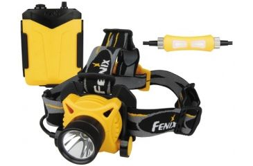 Fenix Diffuser Lens for HP20 LED Headlamp, Clear Frost FENIX-HP20-DIFFUSER