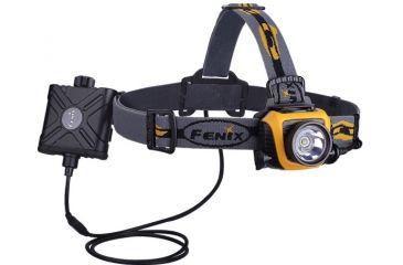 Fenix Headlamp series 500 Lumens- Orange HP15L2YW