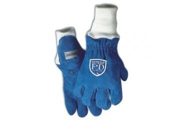 Fire-Dex Blue Cow Nomex Wrist - G01BLMGN LG