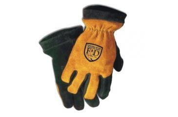 Fire-Dex Cow Palm/elk Back Leather Cuff - G03KEDDL 2X