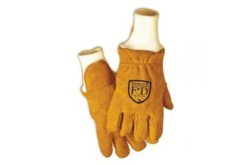 Fire-Dex Gold Elk/nomex Wrist - G01CEMGN LG