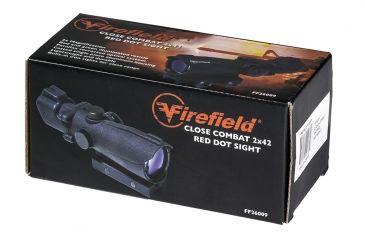 5-Firefield Close CQB 2x42 Dot Sight