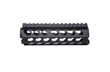 5-Firefield Edge Carbine Length 2-Piece KeyMod Rail
