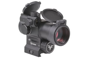 1-Firefield Impulse 1x30 Red Dot Sight with Red Laser