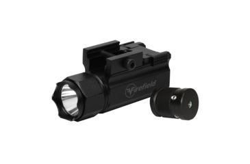 Firefield Interchangeable Tactical Flashlight and Green Laser Pistol Kit FF13042