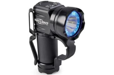First Light T-Max LE Tactical Flashlight w/ Belt TRS Mount,Black 992036-BELT-BK