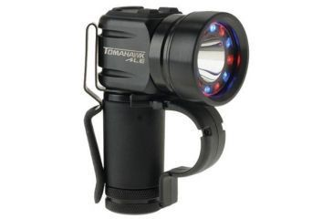 First Light Tomahawk MC 120 Lumen White, Red, Blue LED Tactical Flashlight 999122