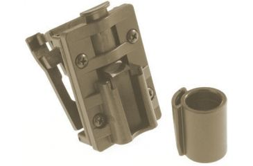 First Light Tomahawk Tactical Retention System For Belts,Coyote Brown 930022-4