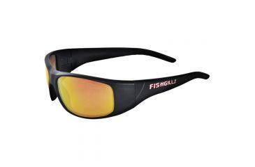 Fishgillz  Pacifica Blk/fire 9800PF