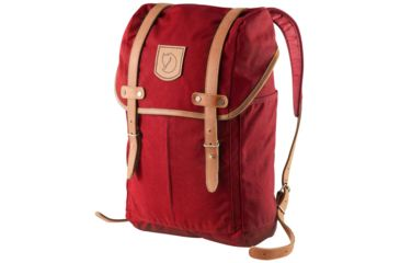 aadabb706e27 Fjallraven Rucksack No.21 Small Backpack-Red