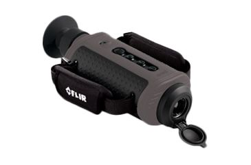 FLIR Systems First Mate II HM-224b NTSC, No E Zoom, Gray 432-0004-31-00S