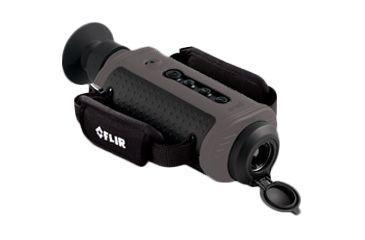 FLIR Systems First Mate II HM-224b Pro NTSC, E zoom, Gray 432-0004-13-00S