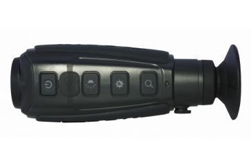 FLIR Systems LS-32 Thermal Night Vision Monocular 2X Power, Black