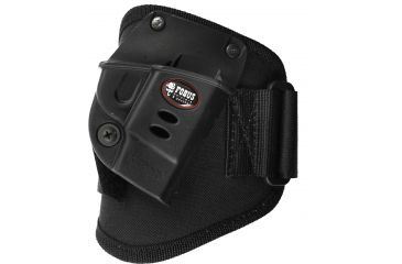 Fobus Ankle Holster, Black, Right Hand - Ruger LCP/Kel-Tec 2nd Generation P2AT .380 & .32