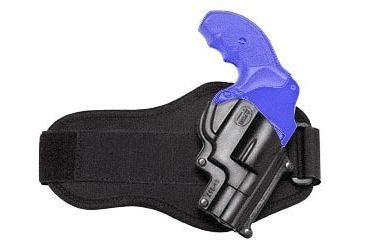Fobus Ankle Holster for S & W J Frame All 38 / 357, Rossi 88 - J357A