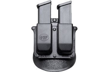 Fobus Double Mag Pouch Glock 9& 40, H&K 9&40 6900P