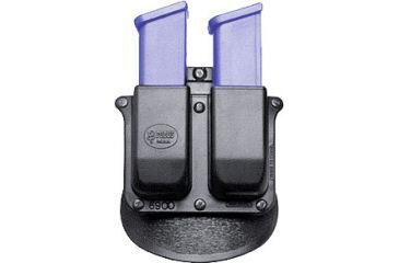 Fobus Double Mag Pouch, Roto-Paddle, for Glock 9 & 40, H&K 9&40 6900RP