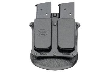 Fobus Double Mag Pouch Single Stack .45 4500P