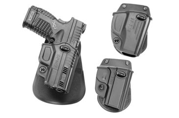 Holsters Holsters, Belts & Pouches Fobus Evolution Ankle