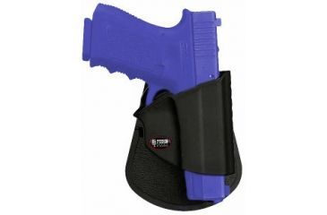 Fobus Level 2 Thumb Lever Holster for SIG Sauer 226 handgun - front shown