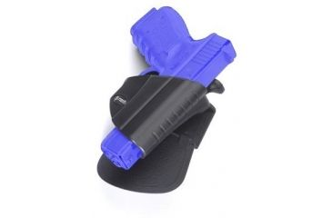 Fobus Level 2 Thumb Lever Roto Holster ( Right Hand ) - Glock 17 / 19 / 22 / 23 / 31 / 32 / 34 / 35 GL2PBRB