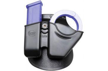 Fobus Handcuff-Magazine Combo Pouch - Smith & Wesson M-P