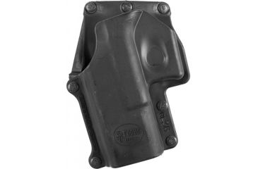 Fobus Roto Speed Belt Loop Holster, Left Hand, Black   Fits Glock 19,